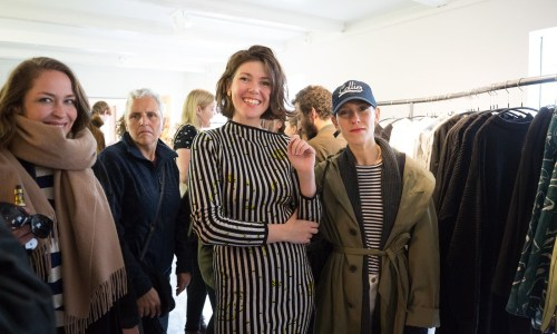 Photos: Iceland's Fashion Crowd Gather For Kiosk Opening Party