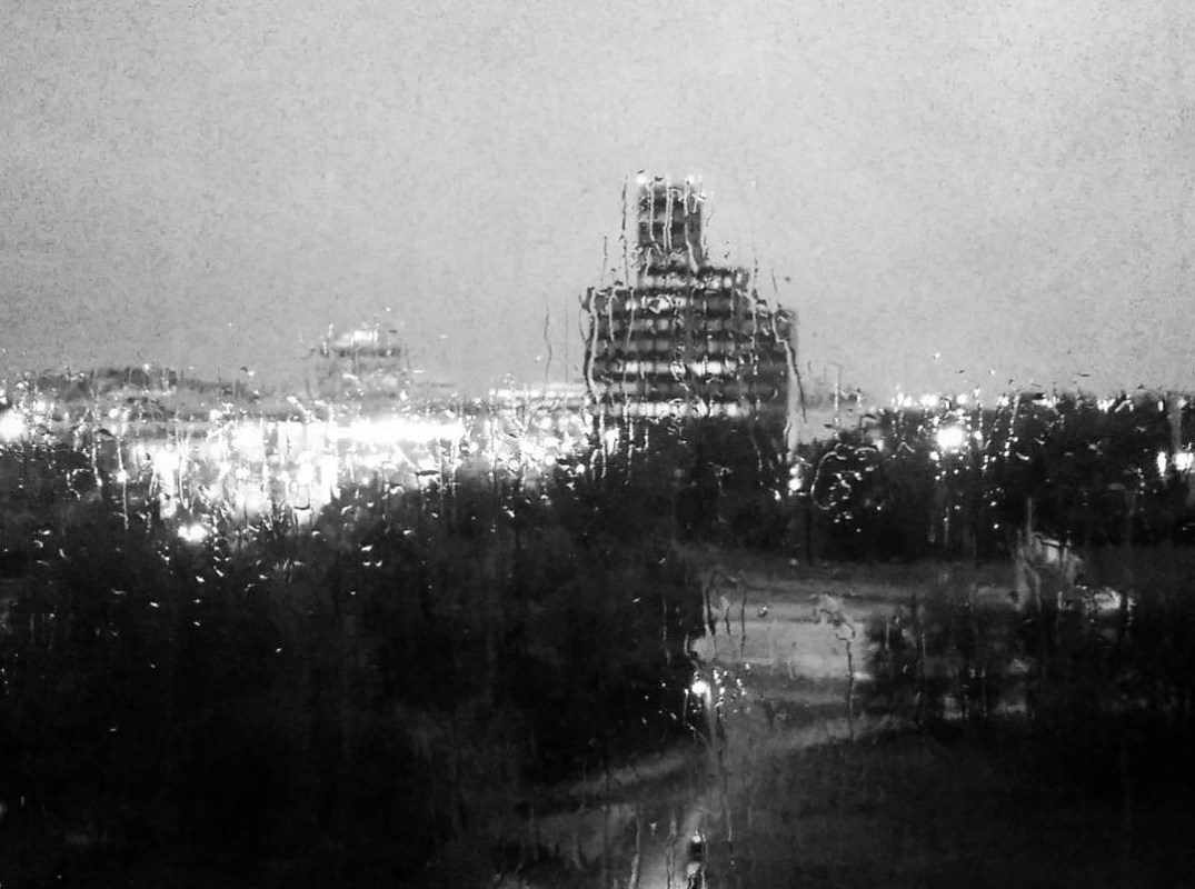 A Rainy Cityscape For This Week's #GVPics