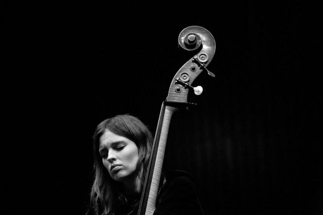 Bára Gísladóttir at Harpa