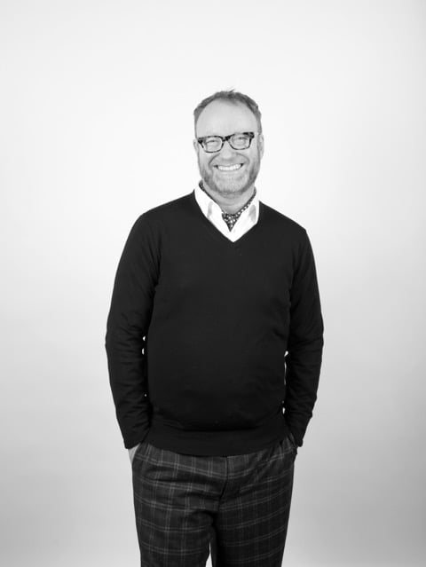 Paul Bennett, Chief Creative Officer of IDEO