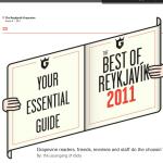 Best of Reykjavík 2011