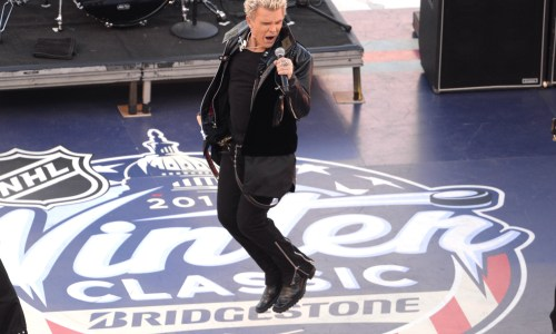 Moderately Warm In The City: Billy Idol In Reykjavik