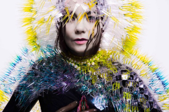 Björk, by Inez and Vinoodh 2015. Image courtesy of Wellhart Ltd / One Little Indian.