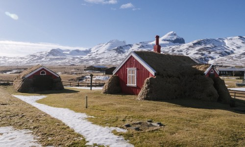 Meet One Of The Last Icelanders To Live In A Turf House