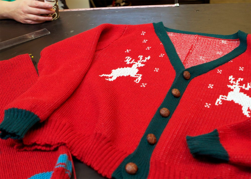 "The Christmas Sweater: Another Awful Imported ""Tradition"""
