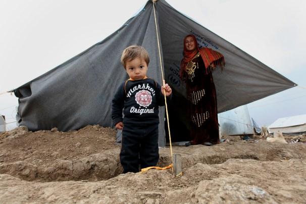 Civil War Syria by Unicef