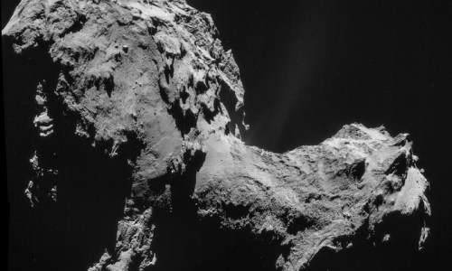 Icelandic Astronomers Elated Over Comet Landing