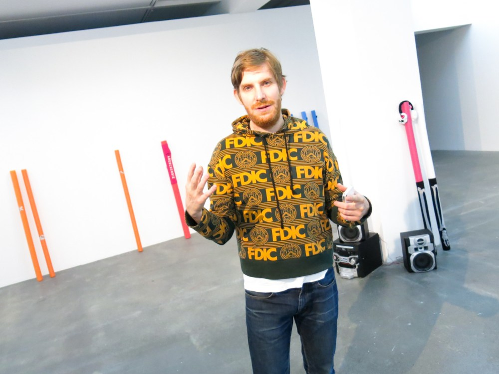 Cory Arcangel Brings Cutting-Edge Digital Art To Reykjavík
