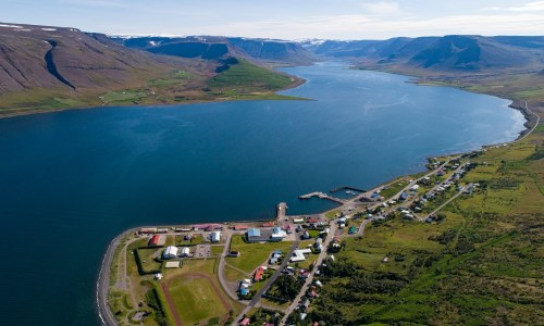 Town Guide: Music Museum, Cozy Café, Rugged Cliffs & Views Of The Fjord In Þingeyri