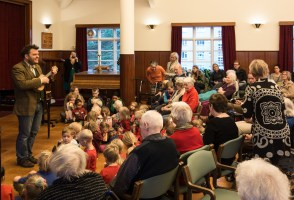 Old As Folk: An Airwaves' Off-venue Retirement Home With Svavar Knútur