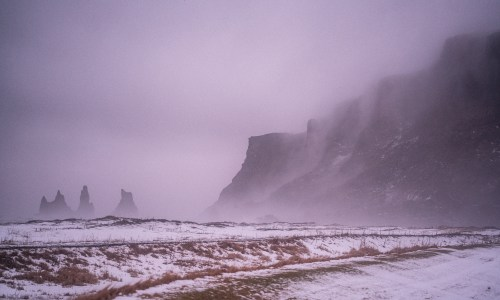 The Certainty In Wind: A Tempestuous Trip To Vík