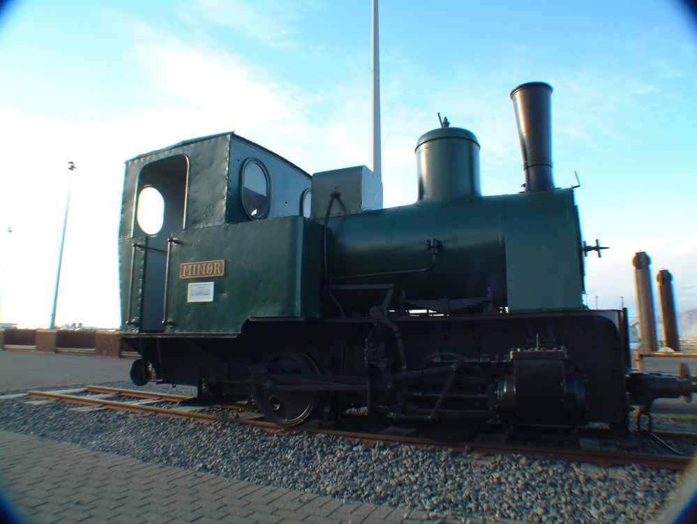 Missing In Iceland: Trains