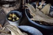 Dried fish stocks