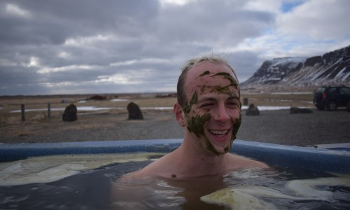 Seaweed City: A Trip To The Sjávarsmiðjan Spa