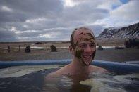 Elijah in the seaweed bath