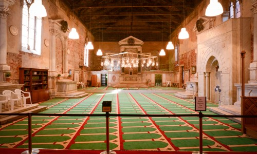 Iceland's Mosque Installation In Venice Closed By Police