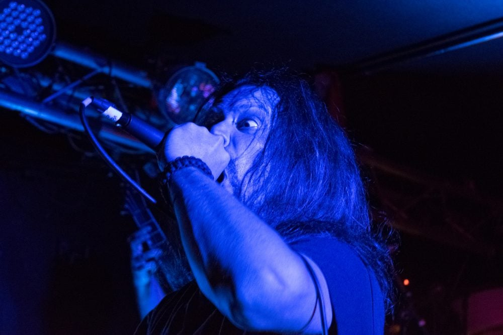 Metal Is Death: Reykjavik Deathfest's First Night Turns Gaukurinn To Ash