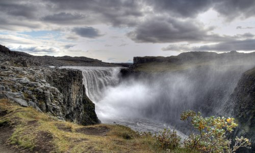 Dettifoss Waterfall Closed Due To Dangerous Conditions