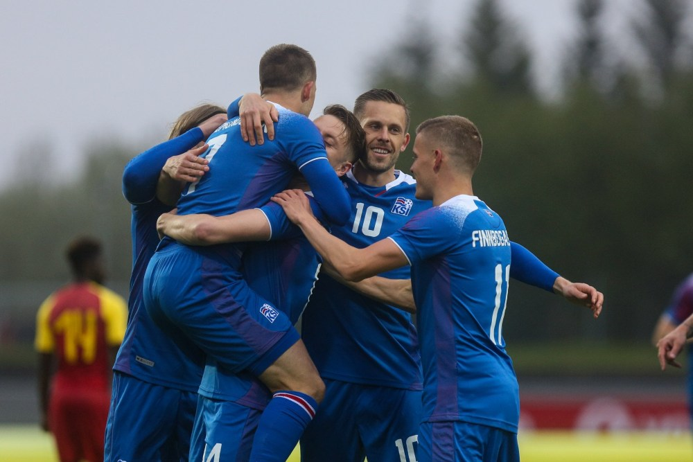 Iceland Football Team Draw France 2-2, Are Officially As Good As World Champions