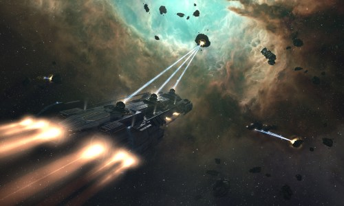 EVE Online Nominated For BAFTA