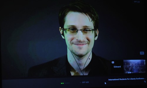 EU Parliament Looks To Iceland In Edward Snowden Discussion