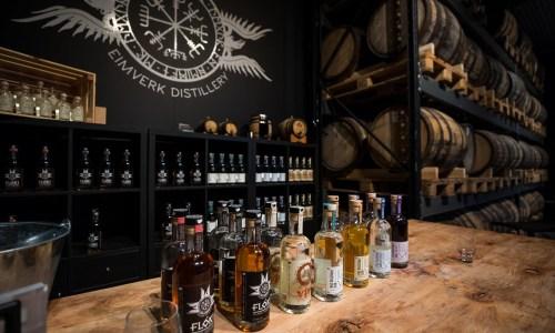 Icelandic Whiskey – Distillery Tour in Reykjavík