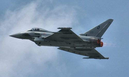 Italian Air Force To Patrol Iceland's Airspace