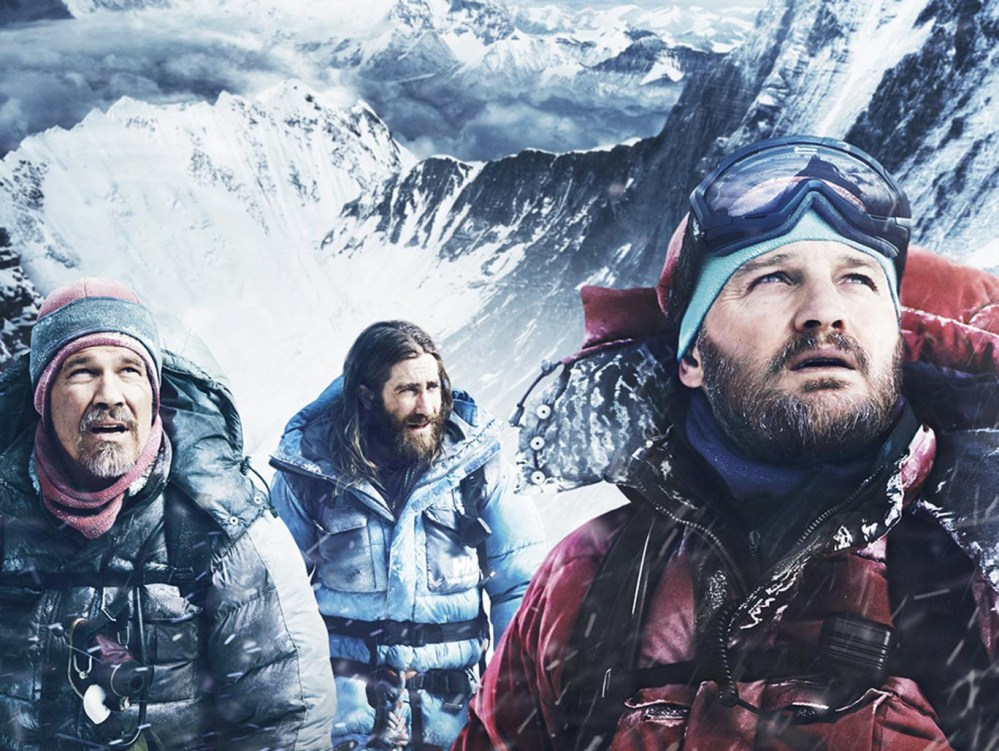 Film Review: 'Everest' Pits Man Vs. Mountain