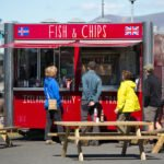 Fish And Chips by Art Bicnick