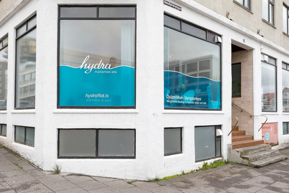 Into The Void: A Trip To Hydra Flotation Spa
