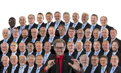 Happening Today: Fuglset Male Voice Choir At Nordic House