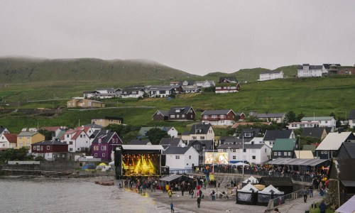 G! Force: G! Festival Turns A Tiny Faroese Town Into An All-In Beach Party