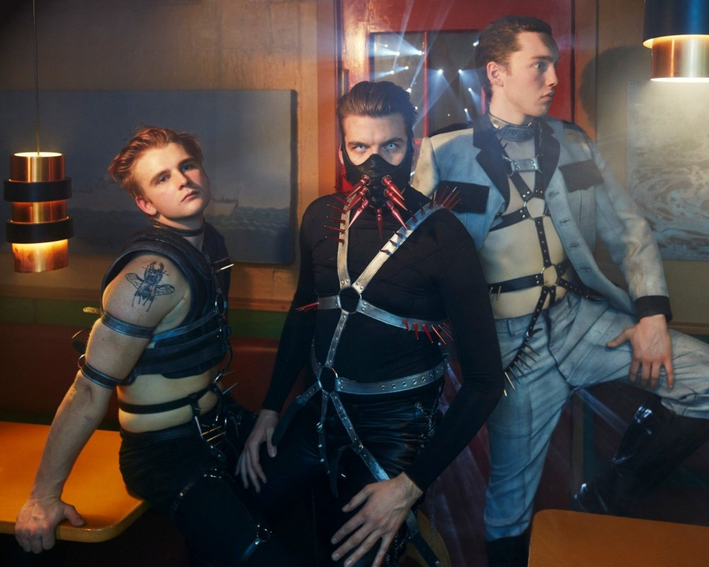Grapevine Music Awards: Best Live Band – Hatari