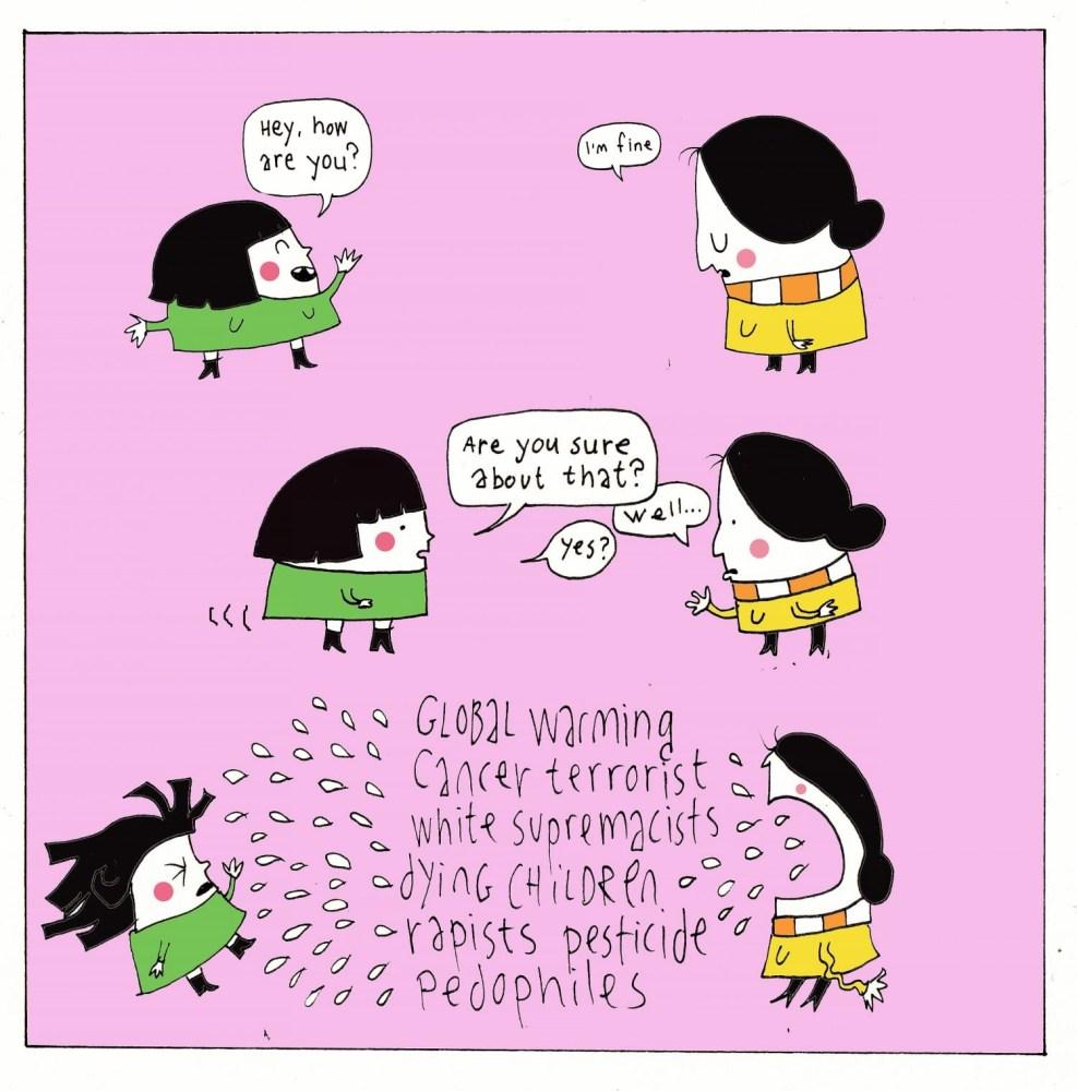 Comics: Lóa & Elín