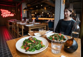 The Secret Salad Society: A Memorable Dinner At Geiri Smart