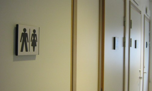 "Icelandic Secondary School Switches To ""Genderless"" Bathrooms"