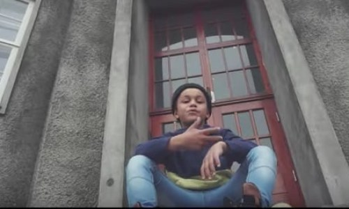 9 Year Old Rapper Takes Icelandic Hip Hop Scene By Storm