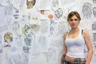 Marlena Misztalewska, Sweet Hell Tattoo