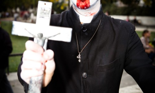 Devil's Night Is Upon Us: Reykjavík Goth Night Is Happening Tonight!