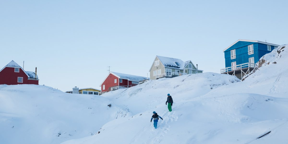Survival Sports: The Arctic Winter Games Come To Nuuk