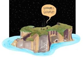 Saga Spots: Island of Outlaws