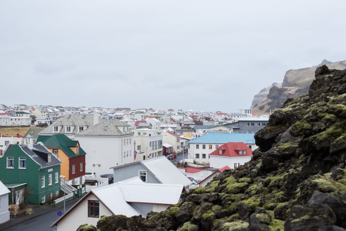 The Westman Islands Are Alive (Even In The Wintertime)