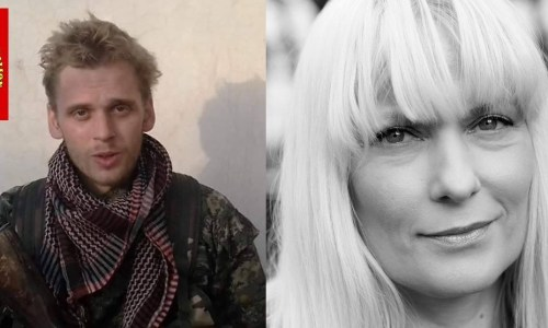 Mother Of Icelander Fallen In Syria Issues Open Letter To UK & Iceland Governments