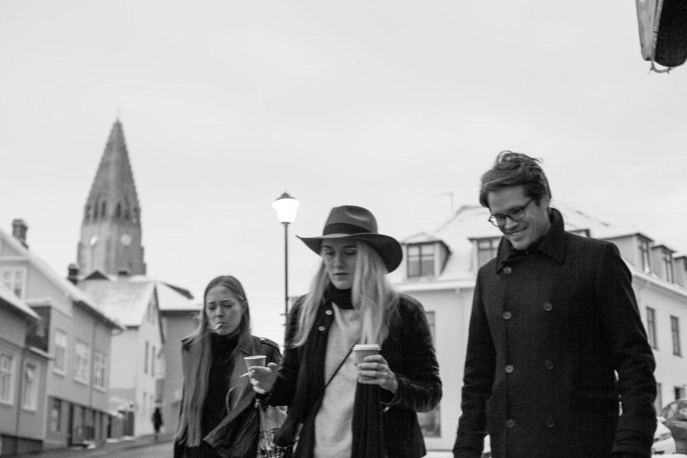 A Pedestrian's Guide To Reykjavík
