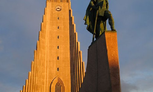 Hallgrímskirkja Among World's Weirdest Buildings