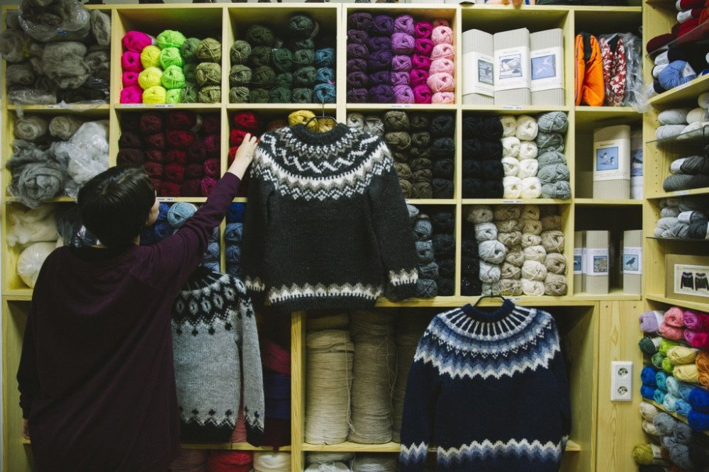 Grapevine's Best Of 2016: Best Place To Buy A Wool Sweater