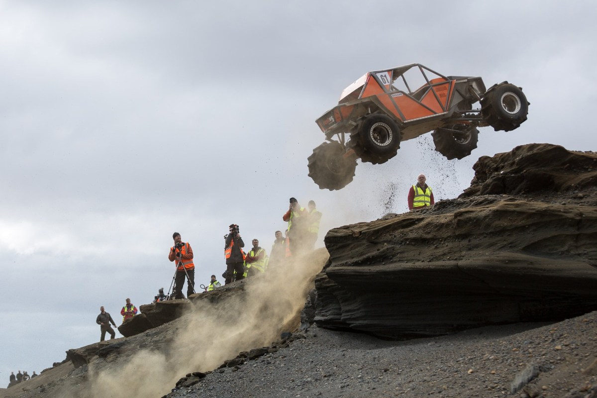 Photos: NEZ Off Road Competition At Hella