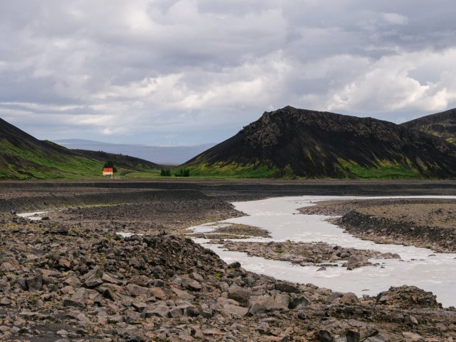 The empty Highlands; an oasis