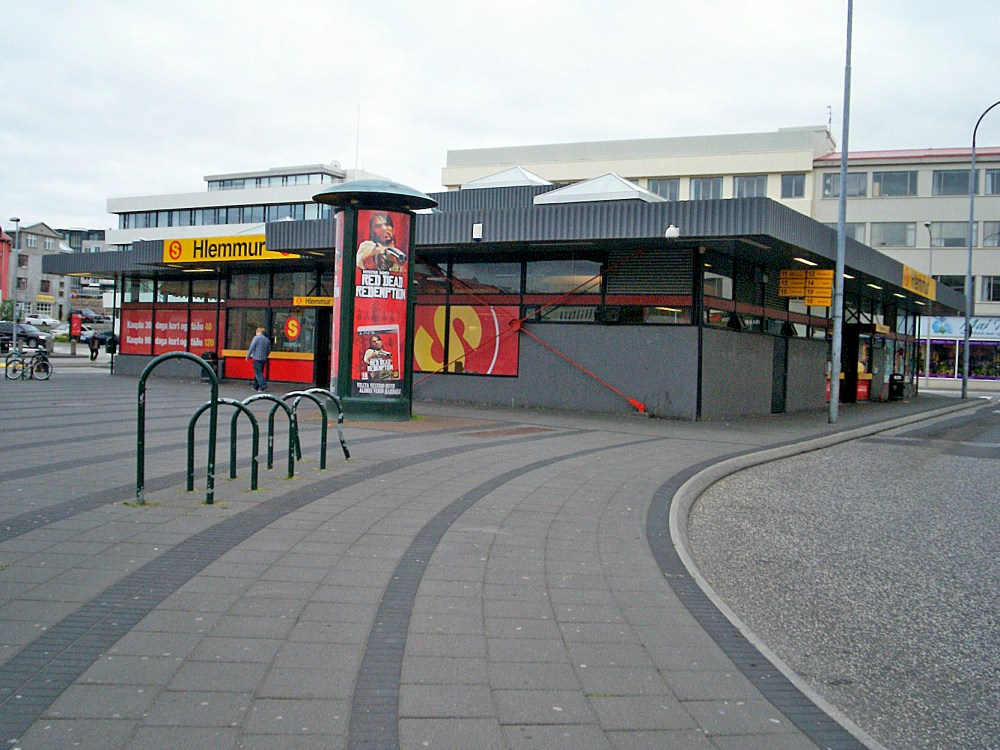 Hlemmur Bus Terminal To Become Food Market