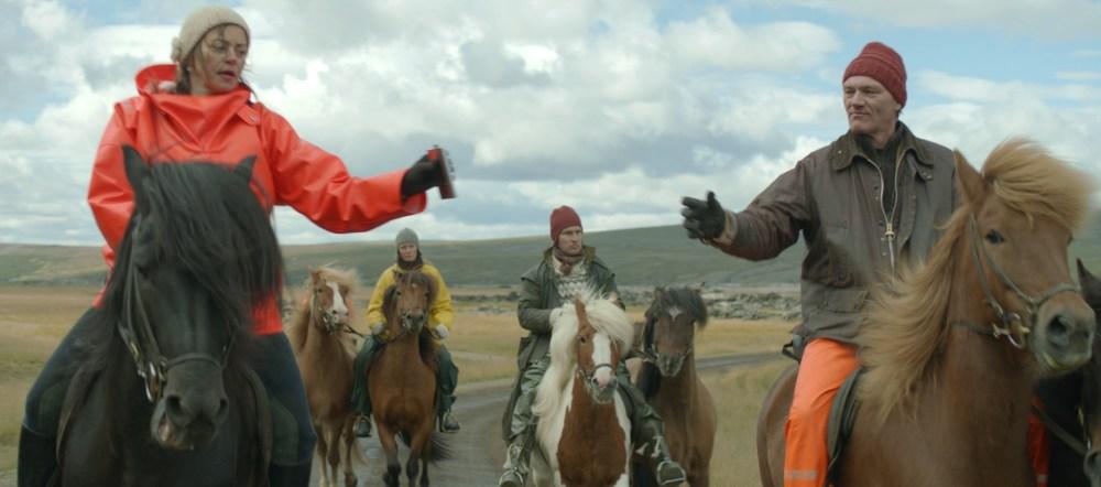 Horse Manoeuvre